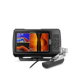 Garmin Striker Vivid 7sv Fishfinder & GT52HW-TM Transducer