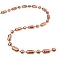 Q-Link Brand Bead-Bar Chain Copper 30''