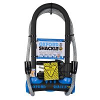 Oxford_Shackle_14_Duo_U_Lock_320mm_with_1.2m_x_12mm_Cable_Blue/Black