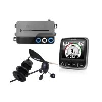 Raymarine i70s System Pack with i70s Wind MHU DST800 Transducer 3m cable
