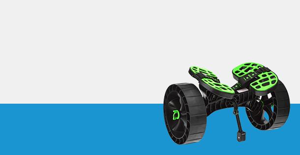 C-Tug kayak carts