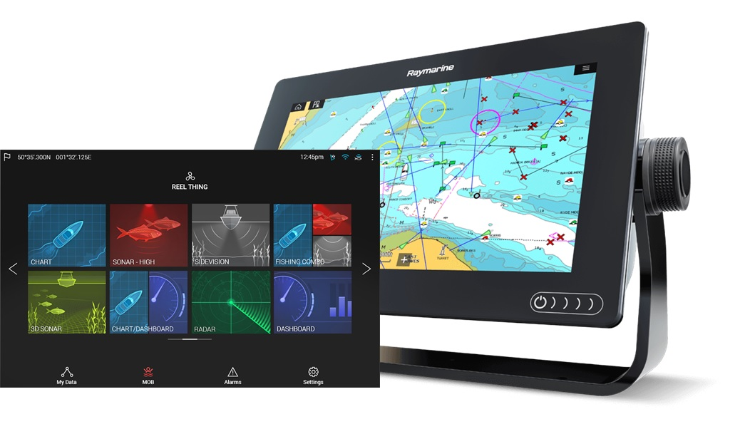 Display And Chartplotter