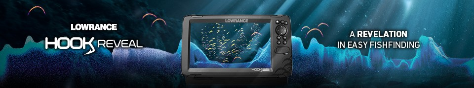 The New Hook Reveal Range From Lowrance