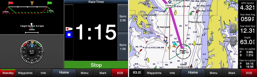 Sail Assist Garmin 722