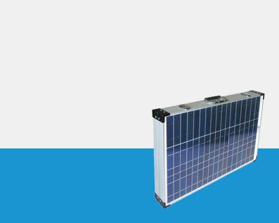 Fold-up Solar Panel